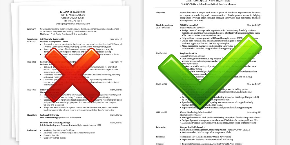 How to write a CV that earns you the interview