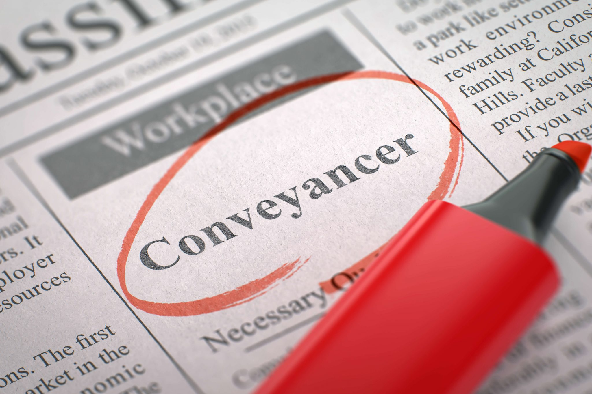 residential conveyancer image