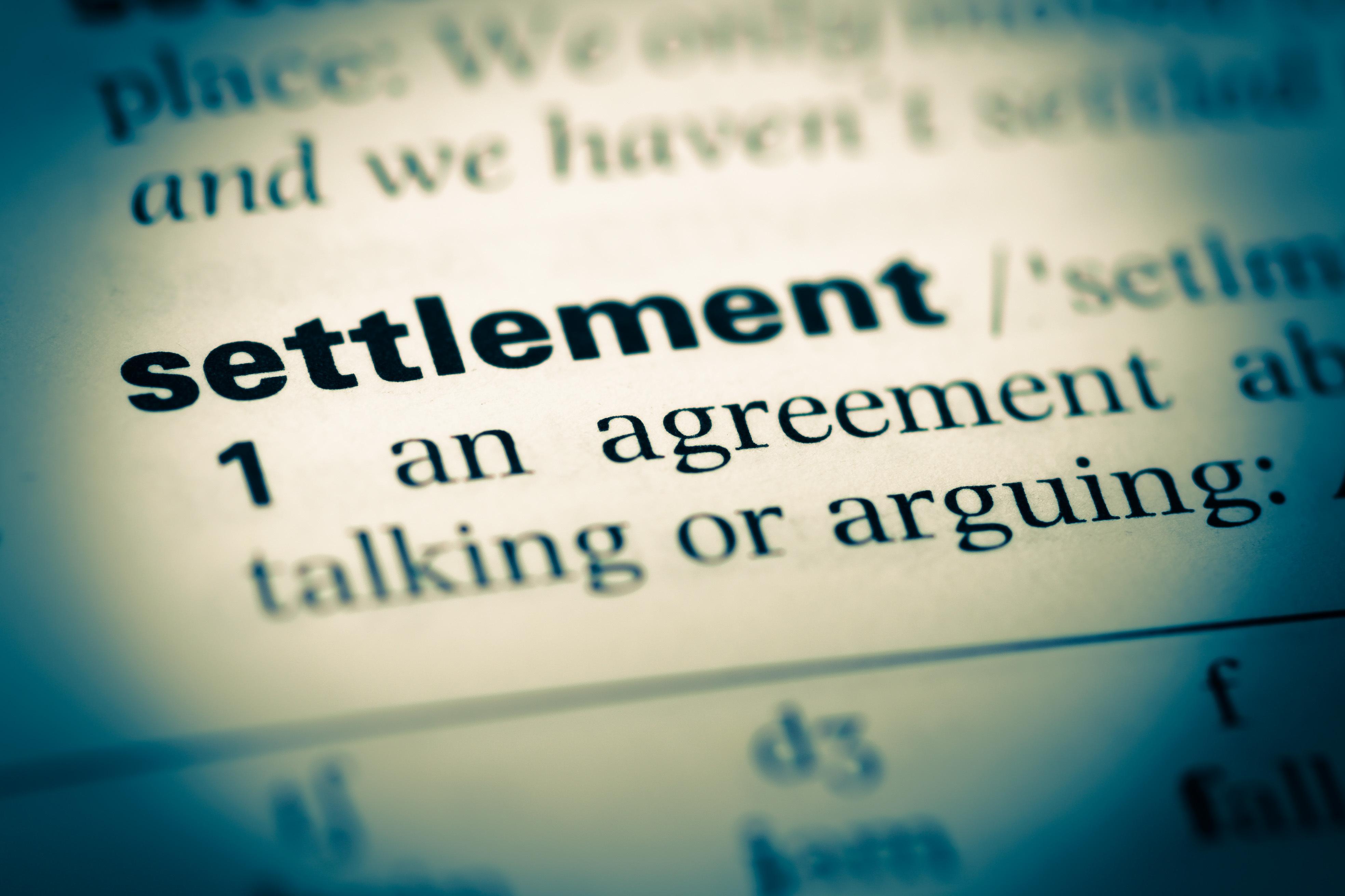 settlement agreement image