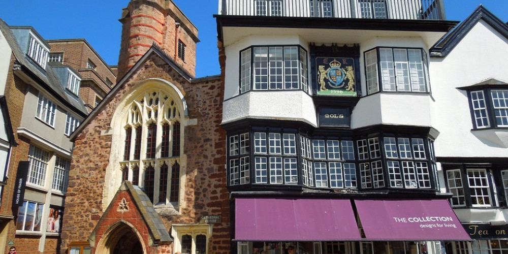 Exeter: unexpectedly, unashamedly fantastic for digital careers
